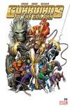 Guardians of the Galaxy (2015-) #10 - Valerio Schiti, Arthur G. Adams, Brian Michael Bendis