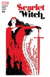 Scarlet Witch (2015-) #5 - David Aja, James Robinson, Javier Pulido