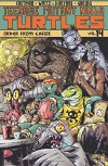Teenage Mutant Ninja Turtles Volume 14: Order From Chaos - Tom Waltz, Kevin B. Eastman