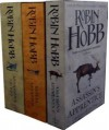 The Farseer Trilogy: Assassin's Apprentice, Royal Assassin, Assassin's Quest  - Robin Hobb