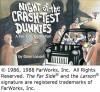 Night of the Crash-Test Dummies - Gary Larson