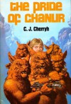 The Pride of Chanur (Compact Space, #1) - C.J. Cherryh
