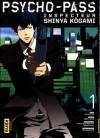 Psycho Pass: Inspector Shinya Kogami Volume 1 - Midori Gotu, Natsuo Sai