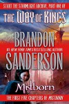 Brandon Sanderson Sampler: The Way of Kings and Mistborn - Brandon Sanderson