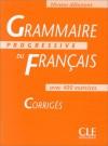 Grammaire Progressive Du Francais: Niveau Debutant - Maïa Grégoire