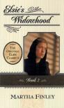 Elsie's Widowhood - Martha Finley