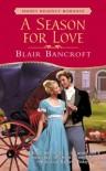 A Season for Love - Blair Bancroft