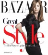 Harper's Bazaar Great Style: Best Ways to Update Your Look - Jenny Levin, Glenda Bailey
