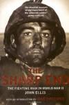 The Sharp End: The Fighting Man in World War II - John Ellis