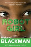 Robot Girl - Malorie Blackman, Matthew Griffin