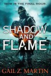 Shadow and Flame: Book 4 of the Ascendant Kingdoms Saga - Gail Gaymer Martin
