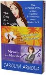 The McKinleys...Where Mystery and Romance Meet (Books 1-3) (McKinley Mysteries) - Carolyn Arnold, Lisa Dawn Martinez