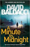 A Minute to Midnight (Atlee Pine series) - David Baldacci