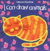 I Can Draw Animals (Usborne Playtime Series) - Ray Gibson