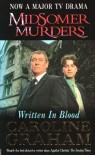Written In Blood  - Caroline Graham
