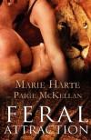 Feral Attraction - Marie Harte, Paige McKellen