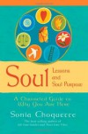 Soul Lessons and Soul Purpose: A Channeled Guide to Why You Are Here - Sonia Choquette
