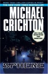 Sphere - Michael Crichton