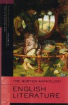 The Norton Anthology of English Literature, Vol. E: The Victorian Age - M.H. Abrams, Stephen Greenblatt, Catherine Robson, James Simpson, Jon Stallworthy, Jack Stillinger, Carol T. Christ, Lawrence Lipking, Jahan Ramazani, George M. Logan, Alfred David, Katharine Eisaman Maus, Barbara Kiefer Lewalski, Deidre Shauna Lynch, James Noggle