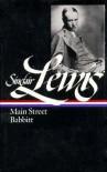 Main Street / Babbitt (Library of America #59) - Sinclair Lewis, Robert Altman, John Hersey