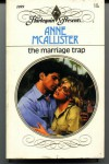 Marriage Trap - Anne McAllister