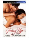 Going Up - Lena Matthews
