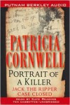 Portrait of a Killer (Audio) - Kate Reading, Patricia Cornwell