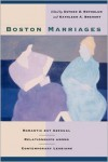 Boston Marriages - Kathleen A. Brehony (Editor)