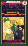 The High-Rise Private Eyes #4: The Case of the Troublesome Turtle - Cynthia Rylant, G. Brian Karas