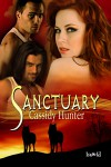 Sanctuary (Sanctuary #1) - Cassidy Hunter