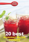 20 Best Summer Drink Recipes - Betty Crocker