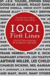 1001 First Lines - Scarlett Archer