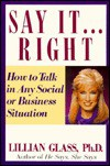 Say It...Right - Lillian Glass