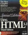 Using Html 3. 2 - Jerry Honeycutt, Jim O'Donnell