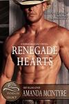 Renegade Hearts (The Kinnison Legacy Book 3) - Amanda McIntyre