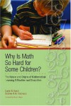 Why Is Math So Hard For Some Children? - Daniel B. Berch
