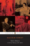 Exile's Return: A Literary Odyssey of the 1920s - Malcolm Cowley, Donald W. Faulkner