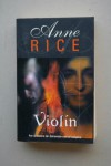 Violin - Anne Rice