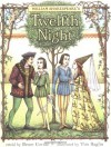 William Shakespeare's: Twelfth Night (Shakespeare Retellings, #6) - Bruce Coville, Kathryn Hewitt