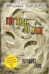 The Rise of Nine (Lorien Legacies Series #3) (B&N Exclusive Edition) -