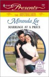 Marriage at a Price - Miranda Lee