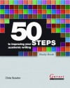 50 Steps to Improving Your Academic Writing - Chris Sowton