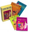 Judy Blume Boxed Set (Fudge-a-Mania / Otherwise Known as Sheila the Great / Tales of a Fourth Grade Nothing / Superfudge) - Judy Blume