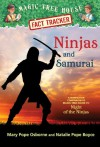 Magic Tree House Fact Tracker #30: Ninjas and Samurai: A Nonfiction Companion to Magic Tree House #5: Night of the Ninjas - Mary Pope Osborne, Natalie Pope Boyce, Sal Murdocca