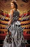 A Note Yet Unsung (A Belmont Mansion Novel) - Tamera Alexander