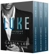 LUKE: Unzipped: Parts 1, 2, & 3 - Cassia Leo, Kaia Stone