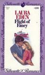 Flight of Fancy (Silhouette Romance, #210) - Laura Eden