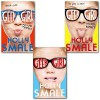 Geek Girl Collection 3 Books Set, By Holly Smale (Model Misfit, Geek Girl and [Hardcover] Picture Perfect) - Holly Smale
