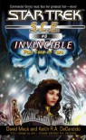 Invincible, Part 2 (Star Trek: S.C.E., #8) - David Mack, Keith R.A. DeCandido