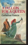 A Falcon for a Queen - Catherine Gaskin